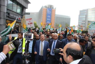 Kashmir Million March