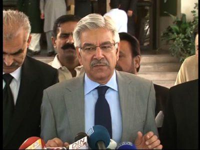 Khawaja Asif