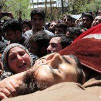 Killing Kashmiri Muslims
