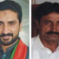 Malik Ghlam Sarwar and Ch Asad Hameed