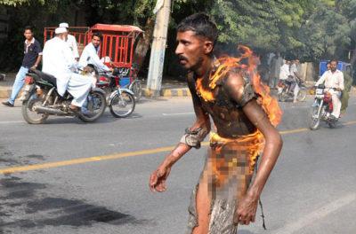 Man Fire