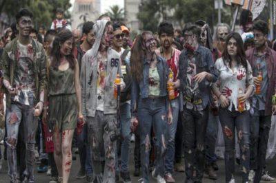 Mexico Zombie Festival