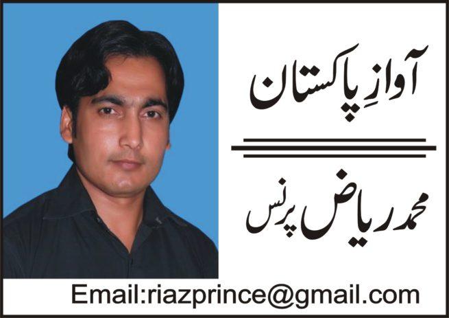 Muhammad Riaz Prince- Logo