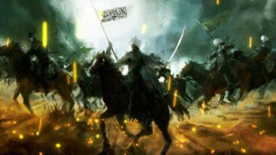 Muslims Battle