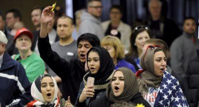 Muslims Voters