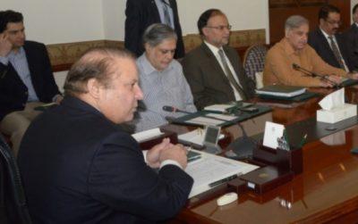 PML N Meeting