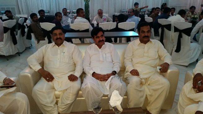 PML N Workers