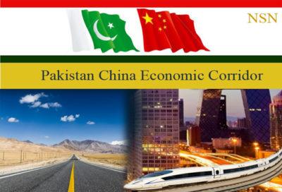 Pak-China Economic Corridor