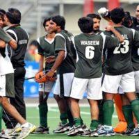 Pakistani Hockey Team