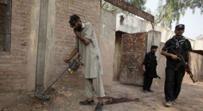 Peshawar Attack on Polio Team