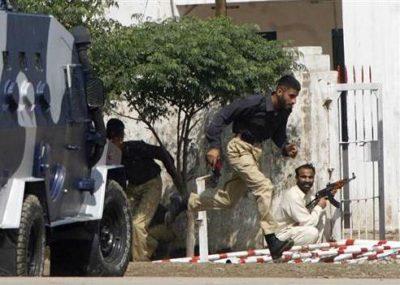 Police Training Center Attack