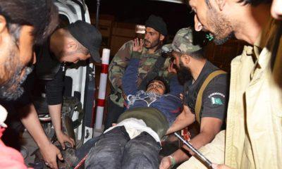Quetta Police Training College Attack