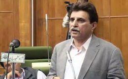 راجا فاروق حیدر نے یاسین ملک کی رہائی کیلئے بان کی مون کو خط لکھ دیا