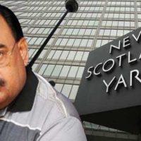 Scotland Yard and Altaf