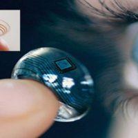 Sensor Contact Lens