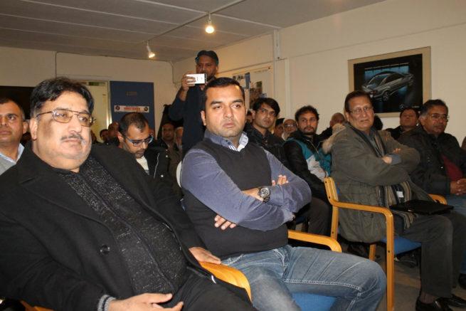 Tareek E Kashmir ki international conference in Denmark