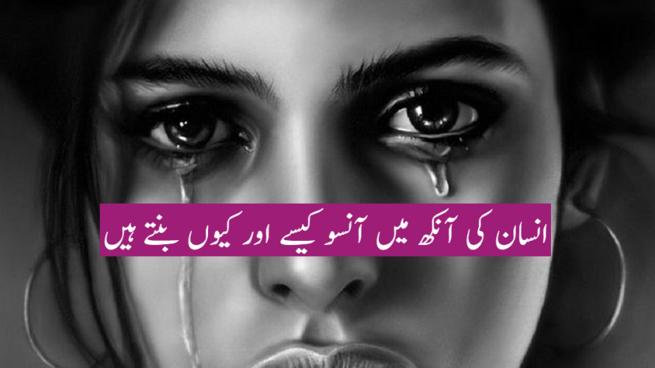 Tears drawing