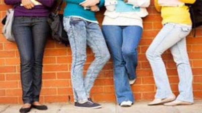 University Girls Dessing