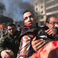 Violence on Muslims