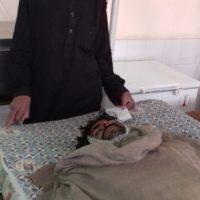 Ziarat, Dead Body