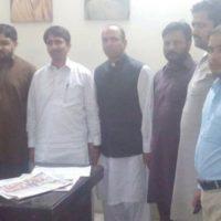 Arshad Raza Meeting