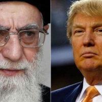 Ayatollah Ali Khamenei-Donald Trump
