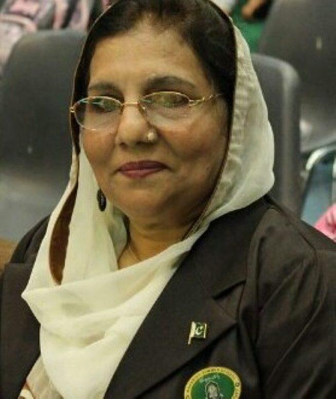 Begum Safia Ishaq