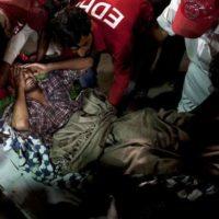 Blast at Dargah Shah Noorani Shrine