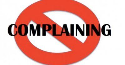 Complaint No