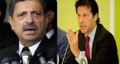 Hamid Khan and Imran Khan