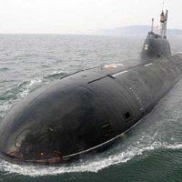Indian Submarine
