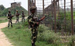 گوئی سیکٹر میں بھارتی فورسز کی فائرنگ سے 2 افراد شہید