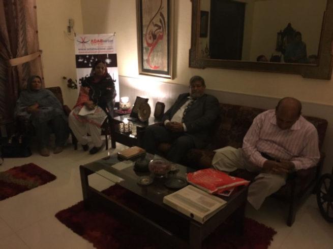 Literary session
