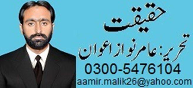 Malik Aamir Logo