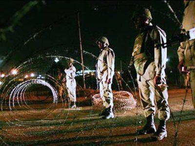 Martial Law in Pakistan