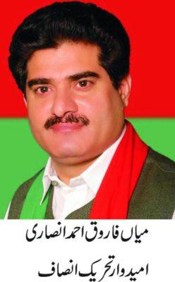 MiaN Farooq Ansari