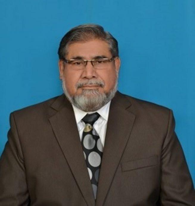 Mohammad Riaz Chaudhry