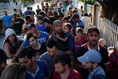 Muslims Refugees