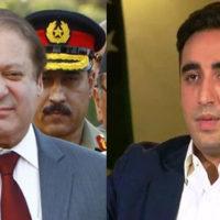 Nawaz and Bilawal