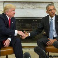 Obama-Donald Trump Meeting