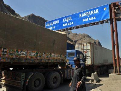 Pak Afghan Highway