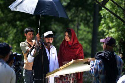 Pashto Films Shooting
