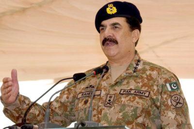 Raheel Sharif Speech