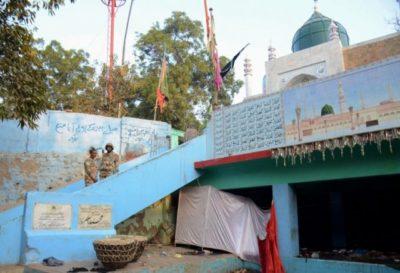 Shah Noorani Blast