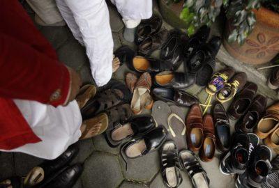 Shoe Thief