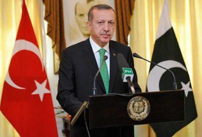 Tayyip Erdogan Parliament Addressed