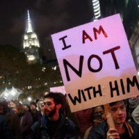 Trump Anti Demonstration