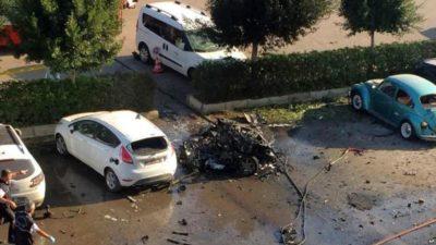 Turkey Bomb Blast
