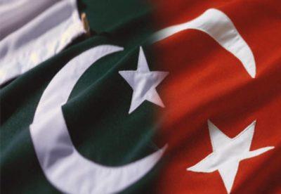 Turkey and Pakistan