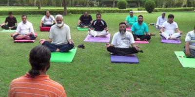 Yoga in Pakistan